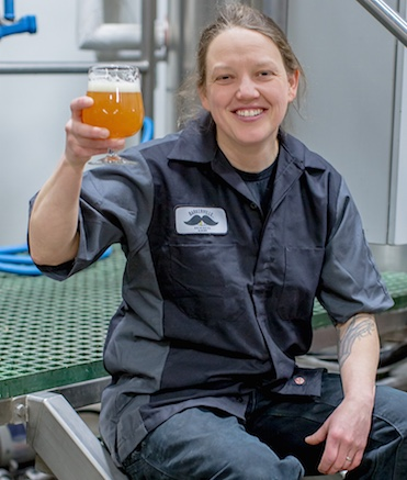 Brewmaster Troy Rudolph