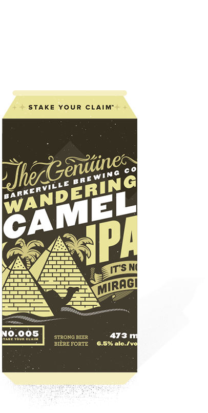 Wandering Camel