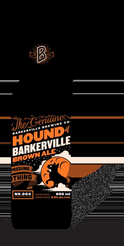 Hound of Barkerville