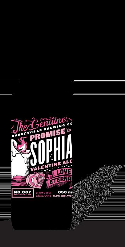 Promise to Sophia