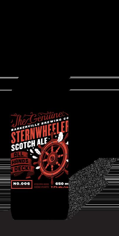 Sternwheelers