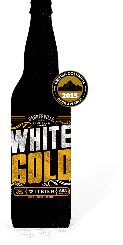 White Gold Witbier
